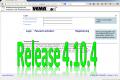 22. Oktober 2014: Release 4.10.4 erfolgreich eingespielt