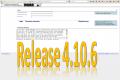 12. November 2014: Release 4.10.6 erfolgreich eingespielt