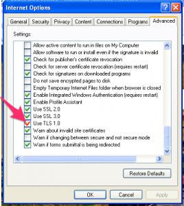IE6-Internetoptionen-TLS