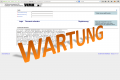 16. April 2016: Wartung der Anwendung VEMAGS ab 8:00 Uhr