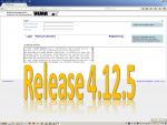 6. Januar 2016: Release 4.12.5 wird eingespielt