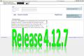 6. Dezember 2016: Release 4.12.7 erfolgreich eingespielt