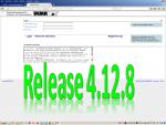 15. Dezember 2016: Release 4.12.8 erfolgreich eingespielt
