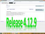 11. April 2017: Release 4.12.9 erfolgreich eingespielt