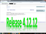 8. August 2017: Release 4.12.12 erfolgreich eingespielt