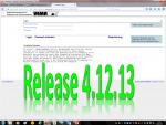 26. September 2017: Release 4.12.13 erfolgreich eingespielt