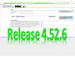 12. Februar 2019: Release 4.52.6 wurde eingespielt