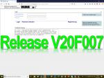 28. Februar 2020: Release V20F007 wurde eingespielt